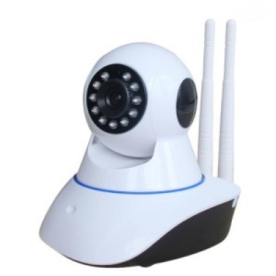 Smt Cam - Ip Security Camera HD 1080P Smart Home 290 Degrees Pan Tilt Security Wireless Night Vision